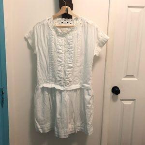 Kate Spade white summer dress